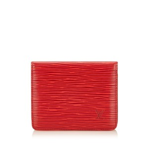 Louis Vuitton 6hlvcd001 Red Travel Bag