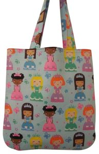 Other Handbags Princess Child Kids Tote in Blue