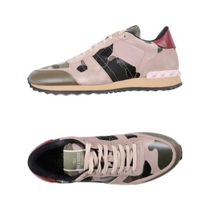 Valentino green white red Athletic