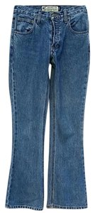 American Eagle Outfitters Flare Leg Jeans-Acid