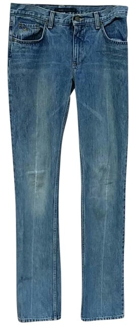 Preload https://img-static.tradesy.com/item/21157522/marc-jacobs-blue-light-wash-cotton-boot-cut-jeans-size-29-6-m-0-1-650-650.jpg