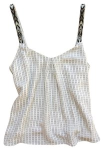 Joie Silk New Top Off White