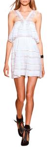 Isabel Marant short dress White Coachella Festival Iro Summer on Tradesy