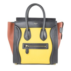 Céline Tote in Tri-Color