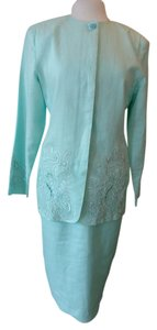 Anne French Embellished Suit