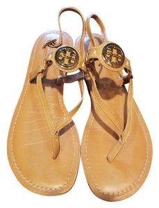 Tory Burch Ali Tan Sandals