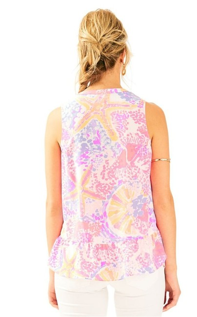 Lilly Pulitzer Top Pink Image 1