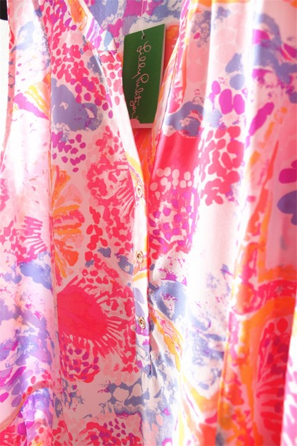 Lilly Pulitzer Top Pink Image 5