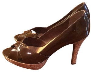 Luichiny chocolate brown Platforms