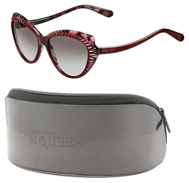 Item - Pink Red Cateye Butterfly Wing Sunglasses