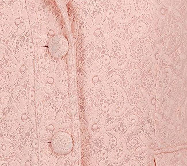 Dialogue Pink Jacket Image 4