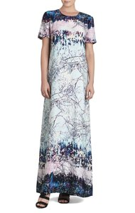 PRINTED Maxi Dress by BCBGMAXAZRIA Perfect Print Flowy Comfortable Statement Piece