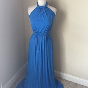 Azul Blue Maxi Dress by Rachel Pally