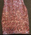 H&M Sequin Fitted Dress Image 5