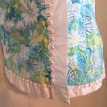 Lilly Pulitzer Blue & White Skirt Size 8 (M, 29, 30) Lilly Pulitzer Blue & White Skirt Size 8 (M, 29, 30) Image 2