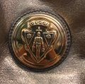 Gucci Hysteria Top Handle Pewter Leather Hobo Bag Gucci Hysteria Top Handle Pewter Leather Hobo Bag Image 9