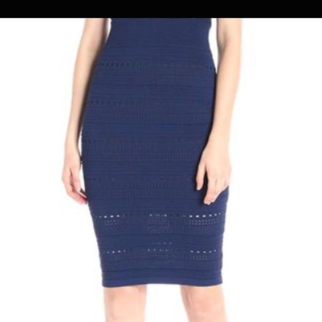 Parker Fitted Pencil New Dress Image 2