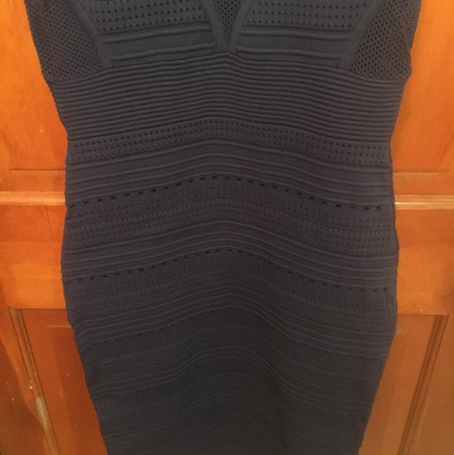 Parker Fitted Pencil New Dress Image 6