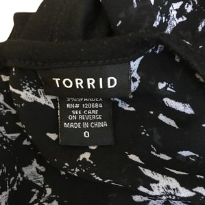 Torrid T Shirt black