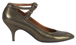 Lanvin Bronze Pumps