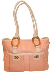 Antonio Melani Refurbished + Leather Lined Shoulder Bag