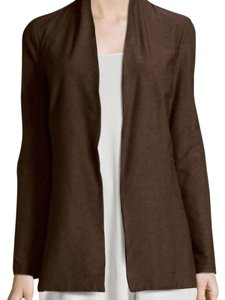 Eileen Fisher Dark Chocolate Jacket