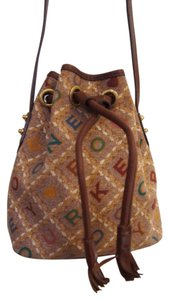 Dooney & Bourke Small Crosswords Shoulder Bag
