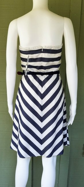Outback Red short dress Blue, white Striped Strapless Belt on Tradesy Image 2
