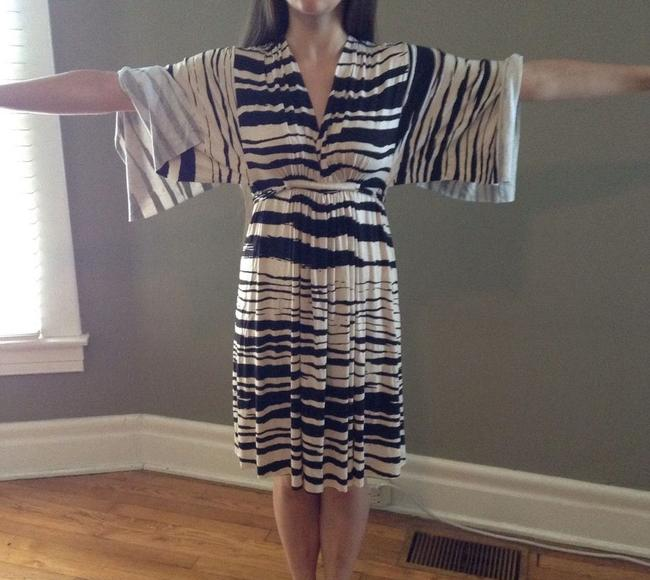 Rachel Pally short dress Caftan Mini Striped on Tradesy Image 2