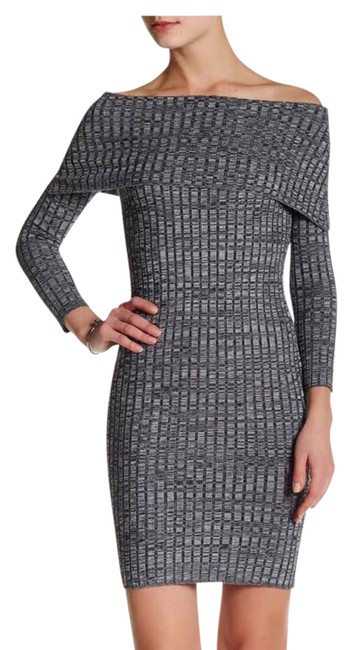 Preload https://img-static.tradesy.com/item/21159685/poof-apparel-marilyn-marled-yarn-sweater-short-casual-dress-size-4-s-0-1-650-650.jpg