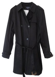 Lands' End Trench Trench Coat