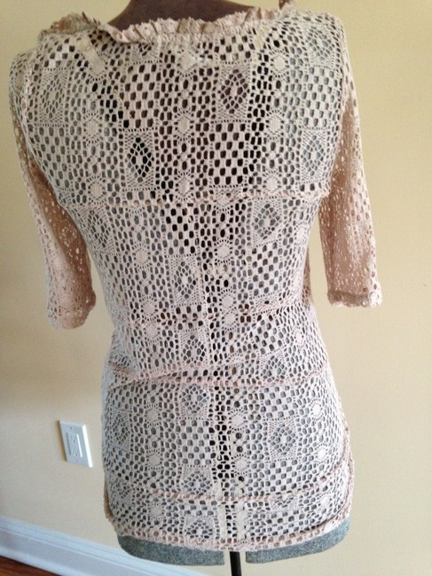 Free People Lace See Thru Lace Lace Intimates Lace Long Tank Nightie To Night Out Stretch Lace Long Feminine Intimacy Lace Up Tunic