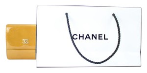 Chanel Beige CC Square Wallet29 CCA41017