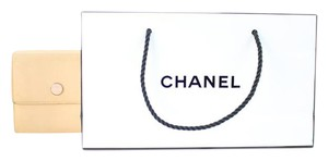 Chanel Pink Button Line Wallet 32CCA41017