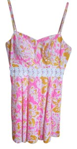 Lilly Pulitzer short dress Ooh LA LA on Tradesy