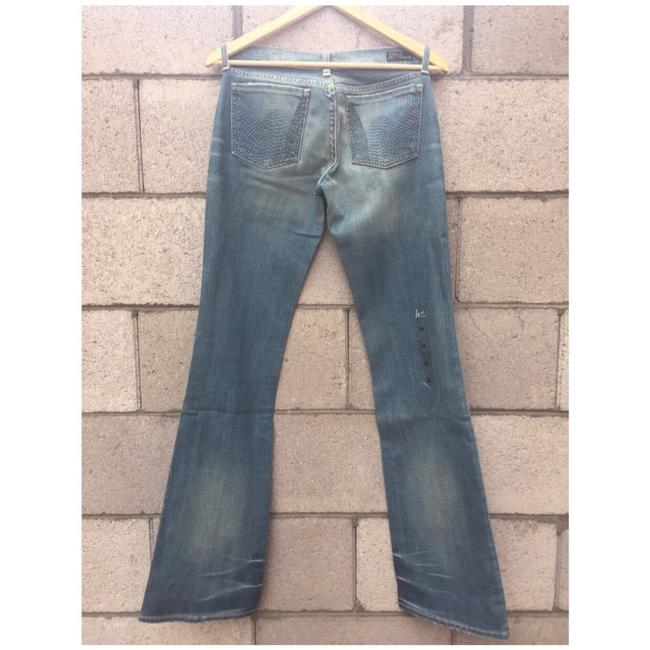 Citizens of Humanity Boot Cut Jeans-Medium Wash Image 4