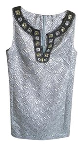 Tory Burch short dress Grey on Tradesy