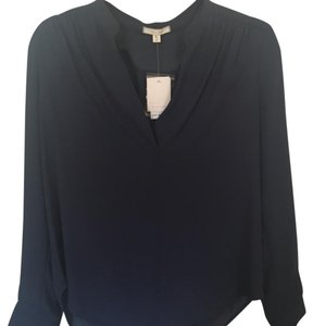 Pleione Top navy peacoat