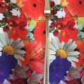 Multicolor Graphic Floral Skirt Size 2 (XS, 26) Multicolor Graphic Floral Skirt Size 2 (XS, 26) Image 4