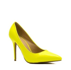 Other Neon Yellow Pumps