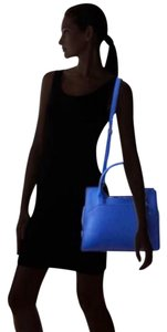 Vince Camuto Vibrant Useful Satchel in Blue