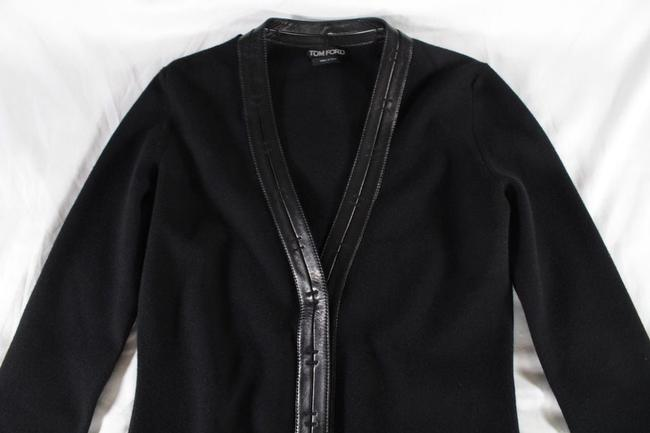 Tom Ford Lambskin Cashmere Sweater Cardigan Image 5