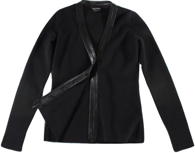 Tom Ford Lambskin Cashmere Sweater Cardigan Image 7