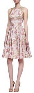 Carmen Marc Valvo Day Romantic Prom Ballerina Dress