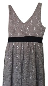 Yellow Star Prom Lace Neutral Wedding Cocktail Dress