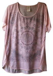 Faded Glory Top pale pink