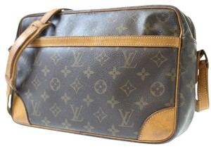 Louis Vuitton Trocadero Cross Body Bag