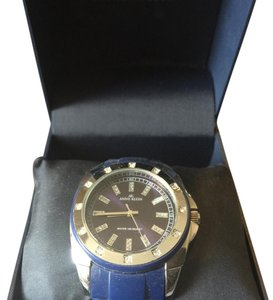Anne Klein Anne Klein Navy blue watch