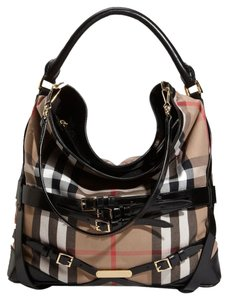 Burberry Gosford Penny Lane Hobo Bag