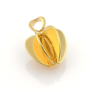 Cartier Double C 6 Parts Reflective Apple Pendant in 18k Yellow Gold